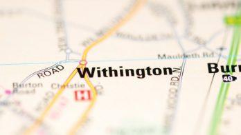 Withington Map